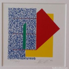 Arte: LEUNG KUI TING: SERIGRAFIA FIRMADA Y NUMERADA. Lote 171521642