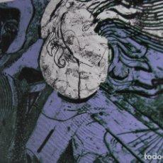Arte: LA VENUS NEGRA, SERIGRAFIA A 3 COLORES. Lote 172166545