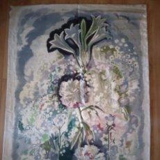 Arte: JACQUES HENRI LARTIGUE. FLORES. Lote 172669239