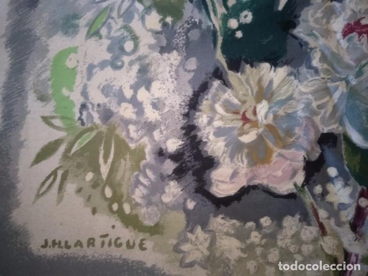 Arte: JACQUES HENRI LARTIGUE. FLORES - Foto 4 - 172669239