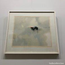 Arte: FERNANDO ZOBEL - SERIGRAFIA ORIGINAL - TRIANA - 1976 - SEVILLA - FILIPINAS. Lote 173201754