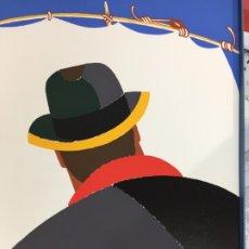 Arte: EDUARDO ARROYO. CARPETA ITACA 1976-1986. Lote 174332420