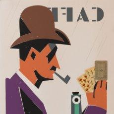 Arte: EL CAFÉ - MANOLO VALDÉS (VALENCIA, 1942). Lote 174573764
