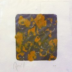 Arte: RAUL DIAZ MERINO - SERIGRAFIA III (17X13 CMS). Lote 174630297
