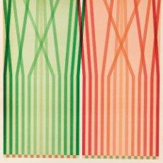 Arte: COMPOSICIÓN - EUSEBIO SEMPERE ( VALENCIA, 1923-1985) - 76 X 55,5 CMS. SERIE 3/75. Lote 174960145