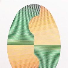 Arte: COMPOSICIÓN - EUSEBIO SEMPERE ( VALENCIA, 1923-1985) - 66 X 50 CMS. Lote 174960295