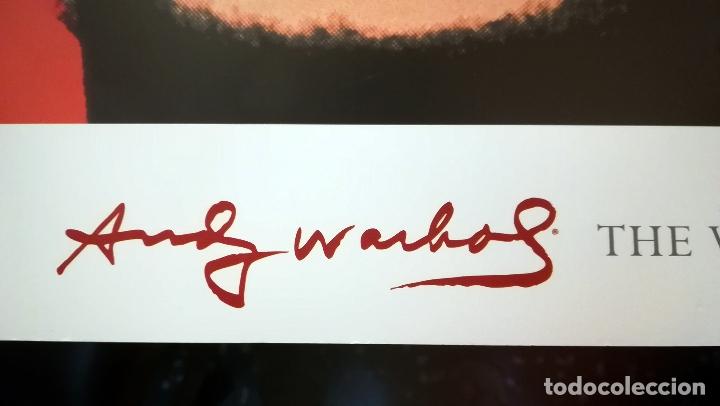 Arte: Lamina , POSTER de - Andy Warhol - Marilyn Monroe - The Warhol Colecction - Tamaño 70 x 67 cms - Foto 3 - 175928983