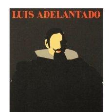 Arte: MANOLO VALDES . ENORME SERIGRAFÍA ORIGINAL . 116 X 68 5 CM . EL CONDE DUQUE . EQUIPO CRONICA. Lote 175932715
