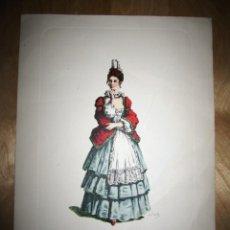 Arte: SERIGRAFÍA COLOMBINE 1683. Lote 177117625