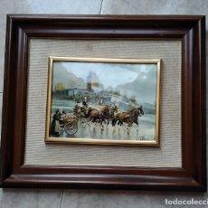 Arte: CUADRO E. BELDA. Lote 178619155