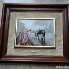 Arte: CUADRO E. BELDA. Lote 178619262