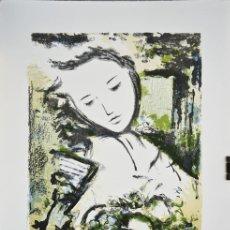 Arte: ERNESTO PICCOLO .SERIGARFIA ORIGINAL. Lote 178888388