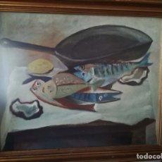 Arte: BODEGON PICASSO . Lote 181196420