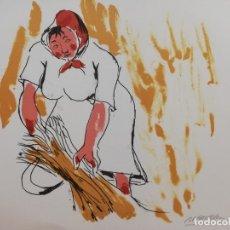 Art: AGUSTIN REDONDELA. Lote 181203760