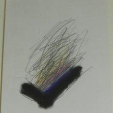 Arte: (M) SERIGRAFIA DE ERWIN BECHTOLD XXVI / XXX - 20/09/1997 - SERIGRAFIA 20,5X10 CM. Lote 182564342