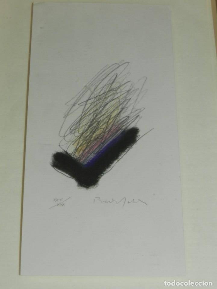Arte: (M) Serigrafia de Erwin Bechtold XXVI / XXX - 20/09/1997 - Serigrafia 20,5x10 cm - Foto 2 - 182564342