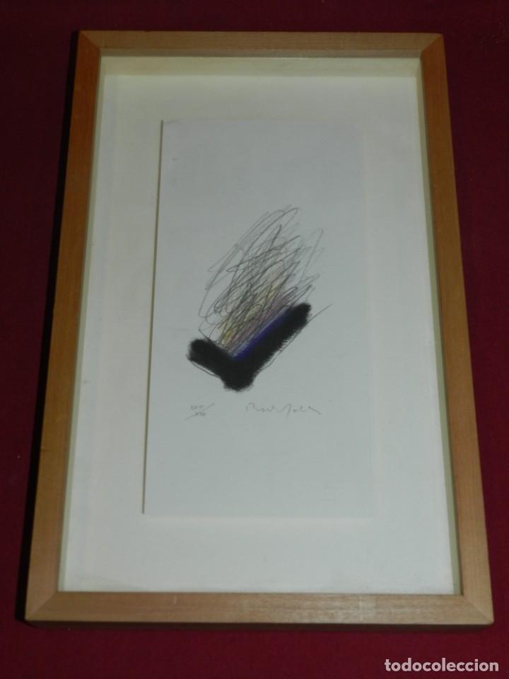 Arte: (M) Serigrafia de Erwin Bechtold XXVI / XXX - 20/09/1997 - Serigrafia 20,5x10 cm - Foto 3 - 182564342