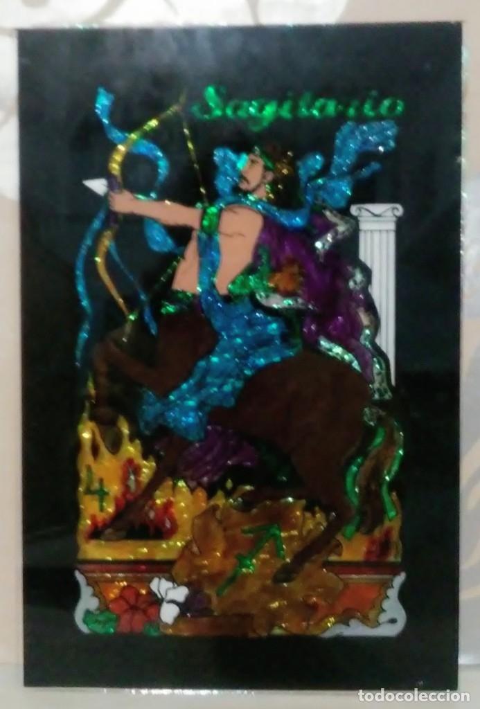 Arte: Sagitario cristal serigrafiado Creafic - Foto 2 - 182794611