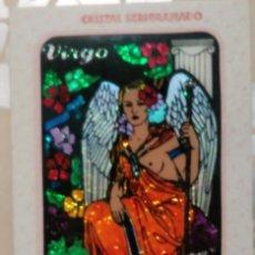 Arte: VIRGO CRISTAL SERIGRAFIADO CREAFIC. Lote 182794666