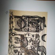 Arte: LOTE DE A. F. MOLINA SERIGRAFIAS. Lote 183544258