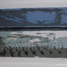 Arte: SERIGRAFÍA JOSÉ BEULAS. Lote 184734097