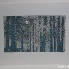 Arte: SERIGRAFÍA JOSÉ BEULAS. Lote 184734411