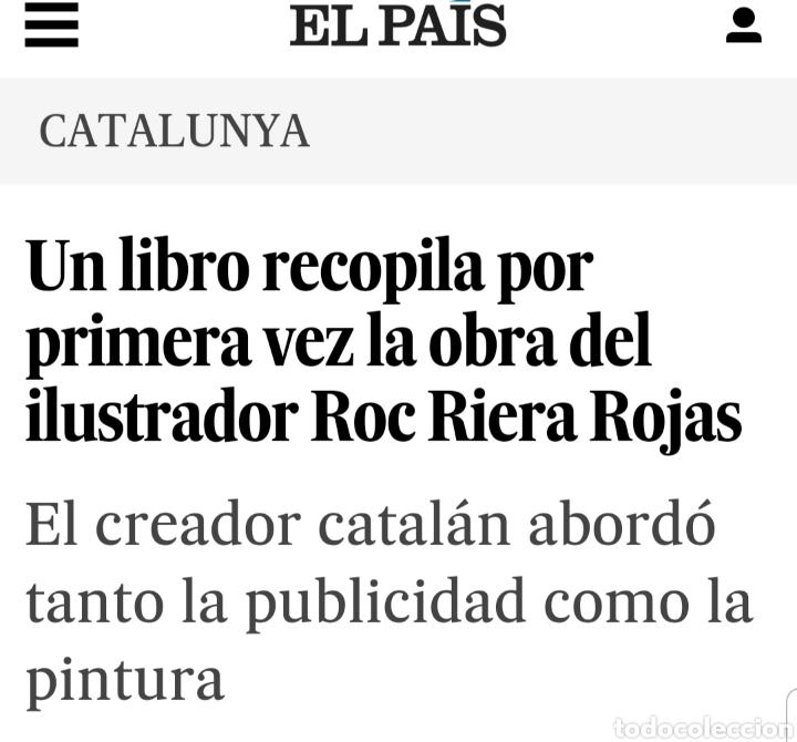 Arte: Roc Riera Rojas (Barcelona, 1913-1992) - Caballos.Prueba de Autor.Firmada. - Foto 8 - 184905942