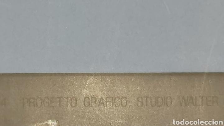 Arte: SERIGRAFIA AÑOS 80 GORDO Y EL FLACO. VINCENT BLOOM CINEMA II. SILVIO ZAMORANI EDITORE. - Foto 9 - 186453255