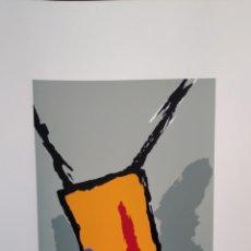 Arte: SERIGRAFÍA DEL ARTISTA VASCO-NAVARRO, MARIANO ROYO. Lote 188468535