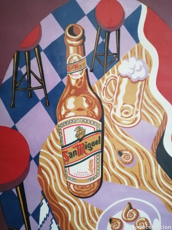 BORJA GUIJARRO (MADRID 1963). SERIGRAFIA FIRMADA Y NUMERADA. (Arte - Serigrafías )