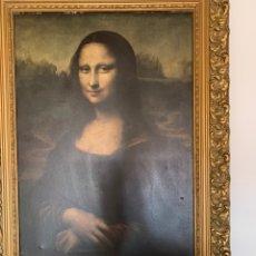 Arte: LA MONA LISA. Lote 192707980