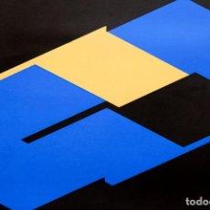 Art: RESERVADO - ADOLFO ESTRADA - SERIGRAFÍA - 28 EJ. - 1972. Lote 193961660