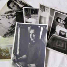 Arte: 25 FOTOGRAFÍAS ORIGINALES DEL SERÍGRAFO ESPAÑOL ABEL MARTÍN EN NUEVA YORK. Lote 194081948