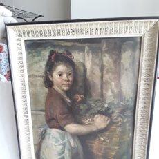 Arte: LAMINA SERIGRAFIADA LUIS GARCÍA OLIVER. Lote 194765105