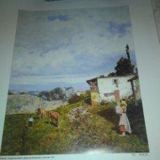 Arte: LAMINA SERAFIN AVENDAÑO. Lote 194974845