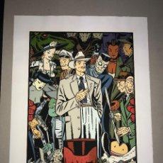 Arte: ROCCO VARGAS, DANIEL TORRES, SERIGRAFIA.. Lote 195276808