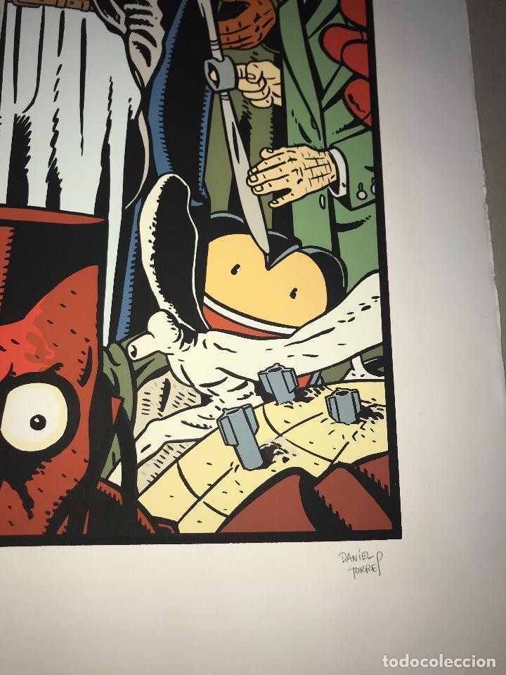 Arte: Rocco Vargas, Daniel Torres, Serigrafia. - Foto 2 - 195276808