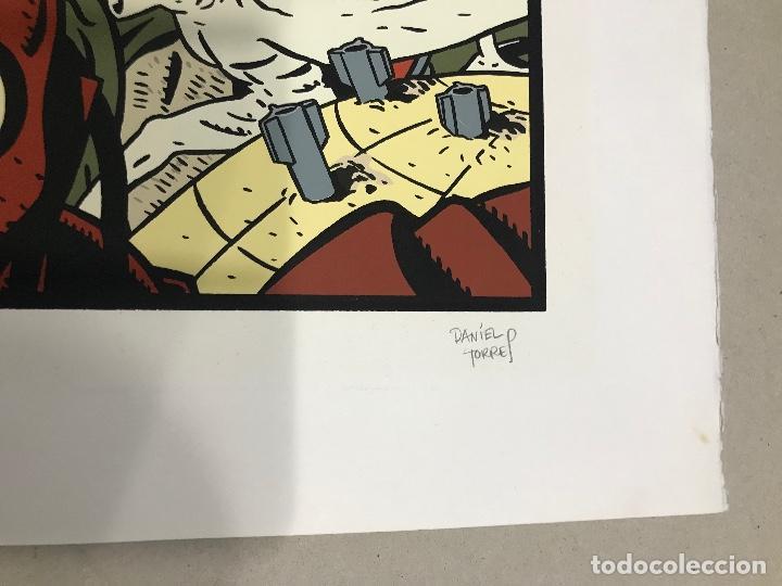 Arte: Rocco Vargas, Daniel Torres, Serigrafia. - Foto 3 - 195276808