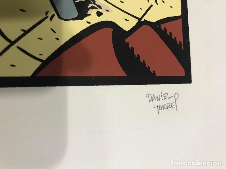 Arte: Rocco Vargas, Daniel Torres, Serigrafia. - Foto 5 - 195276808