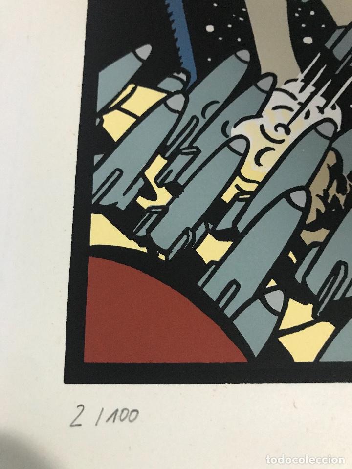 Arte: Rocco Vargas, Daniel Torres, Serigrafia. - Foto 7 - 195276808