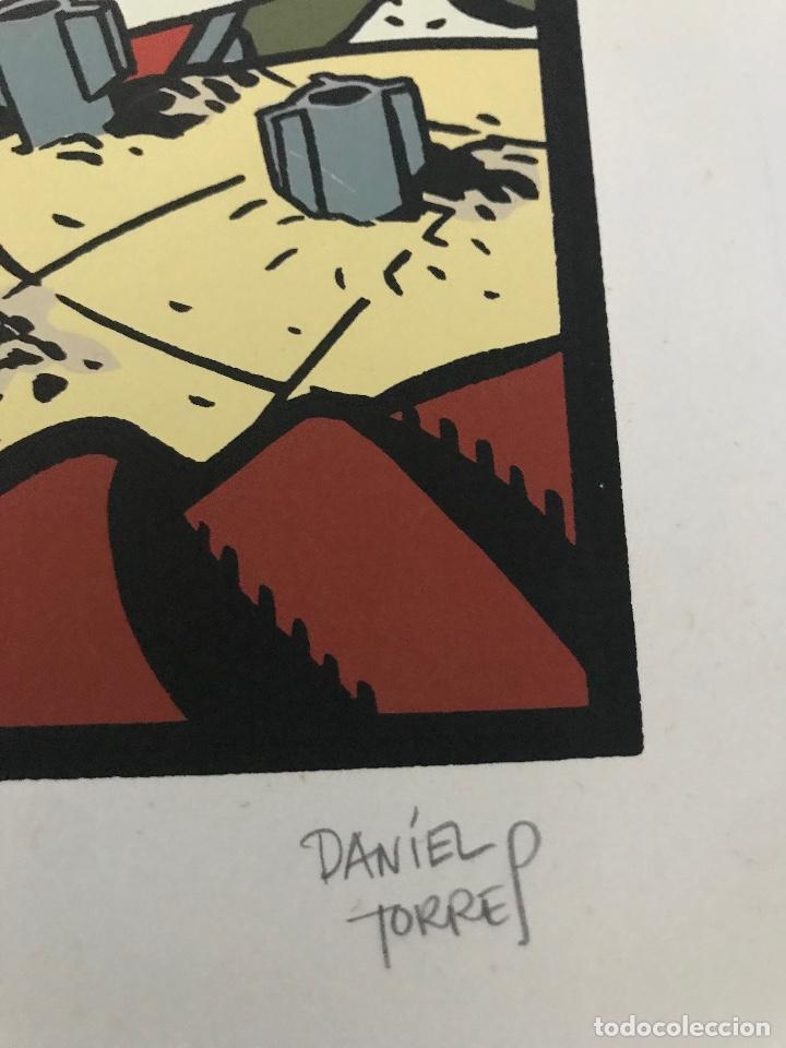 Arte: Rocco Vargas, Daniel Torres, Serigrafia. - Foto 8 - 195276808