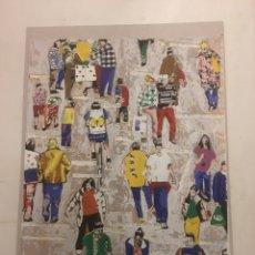 Art: SERIGRAFÍA NUMERADA Y FIRMADA MIGUEL OLIVARES. Lote 196031261