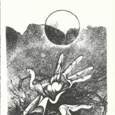 Arte: SERIGRAFIA MANOS. RAUL CAPITANI. FIRMADA Y NUMERADA 27/60. PAPEL GUARRO. BUEN ESTADO. 1994.. Lote 196886285