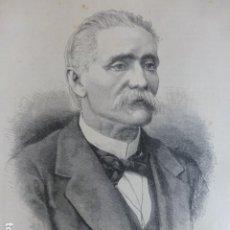 Art: ROMAN BALDORIOTY SERIGRAFIA 1889. Lote 200138491