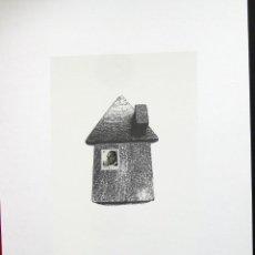Arte: MIGUEL MINGOTES – CASA REAL – SERIGRAFÍA 485/600 – 2010. Lote 200815768