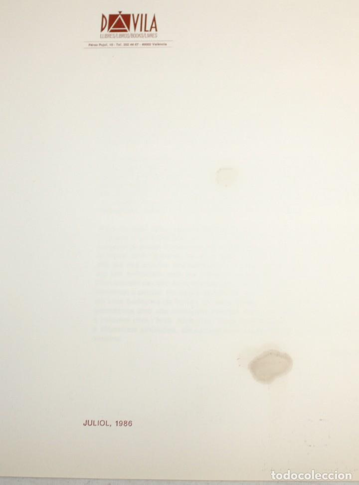 Arte: JOSE IRANZO ALMONACID -anzo- (Utiel, Valencia, 1931 - 2006) PAREJA DE SERIGRAFÍAS. TIRAJE: 194/220 - Foto 8 - 205688852