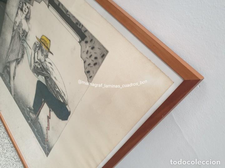 Arte: SERIGRAFIA. EL PINTOR. MAMAGRAF - Foto 10 - 206784115