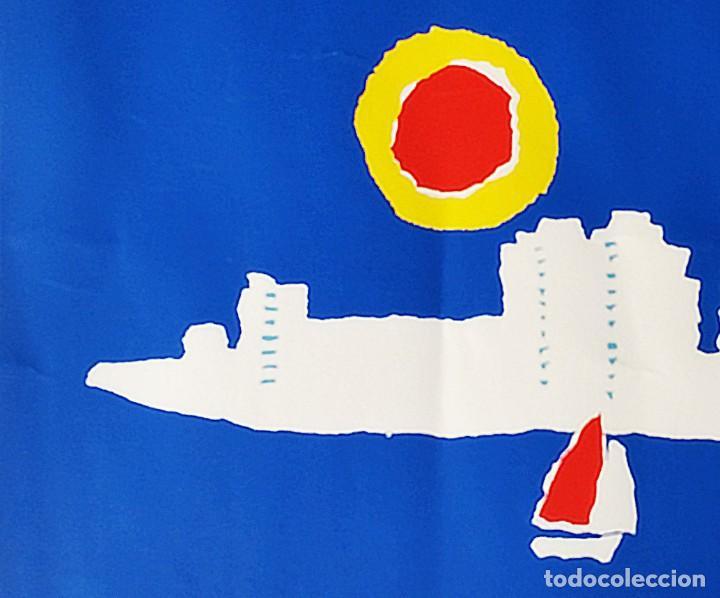 Arte: Alfredo, La Manga del Mar Menor, Serigrafía - Foto 3 - 208417136