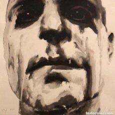 Arte: SANTIAGO YDAÑEZ . LITOGRAFÍA. 40 X 40 CM. FIRMADA Y NUMERADA A LÁPIZ. Lote 209734163