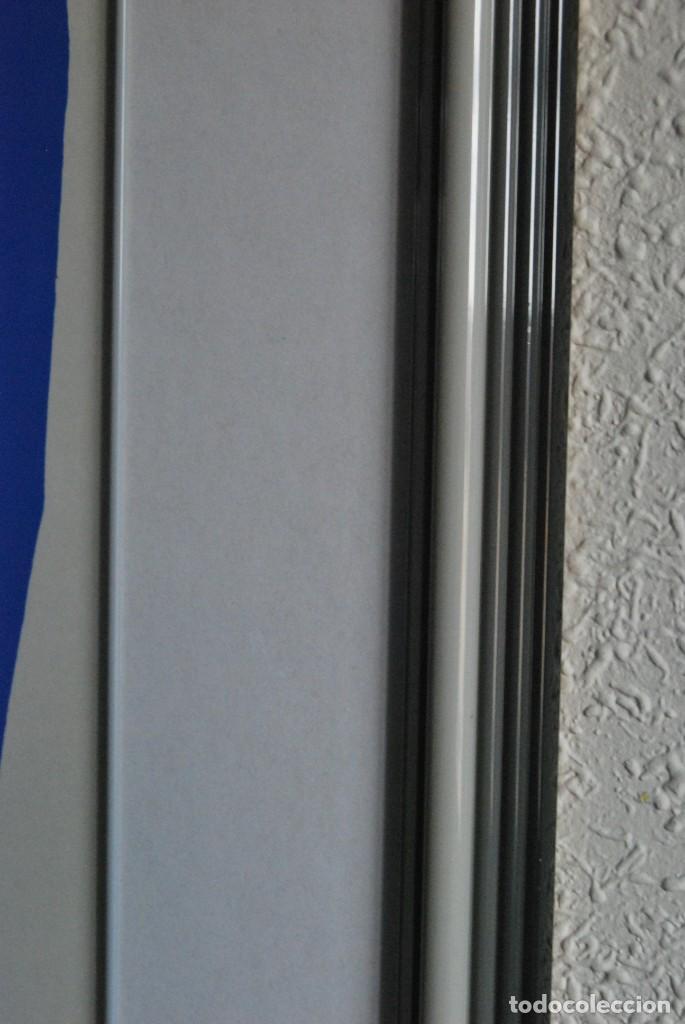 Arte: HENRI MATISSE - NU BLEU ,DESNUDO AZUL - SERIGRAFÍA ORIGINAL EDITADA POR SPADEM EN 1971 - FRANCIA - Foto 7 - 211828880